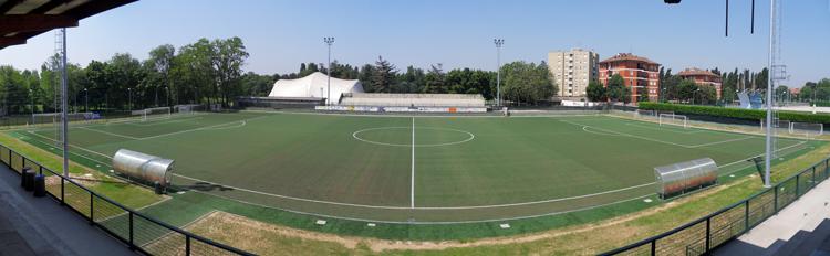 """PCGBresso calcio - Centro Sportivo Comunale - Campo """"A"""""""