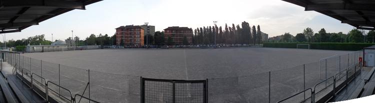 """PCGBresso calcio - Centro Sportivo Comunale - Campo """"D"""""""