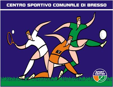 Logo Centro Sportivo Comunale Bresso