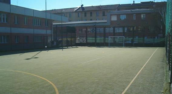 PCGBresso calcio - Campo calcetto Oratorio San Giuseppe