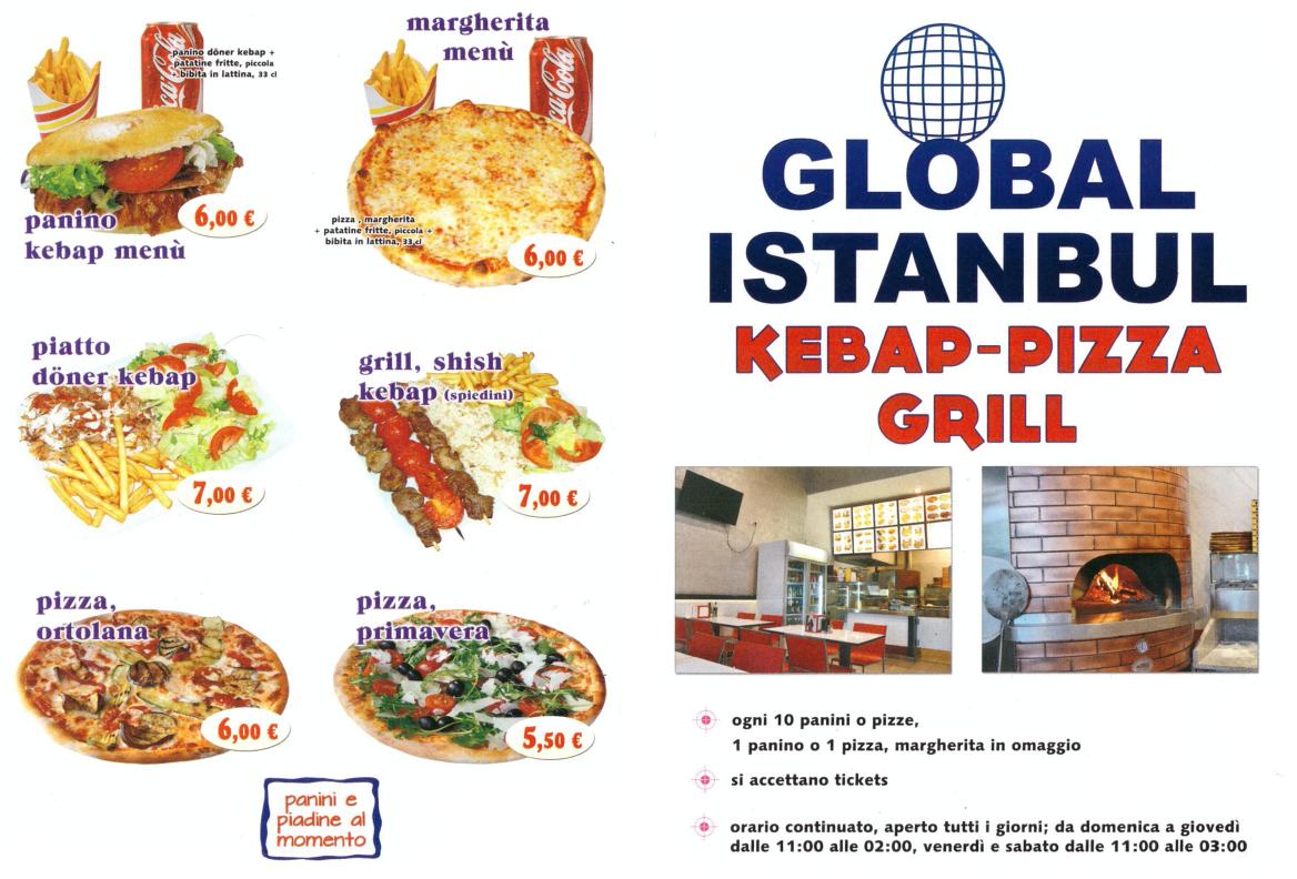 Sostenitori Artistica: Global Istambul Kebap