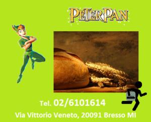 Sostenitori Artistica: Panificio Peter Pan