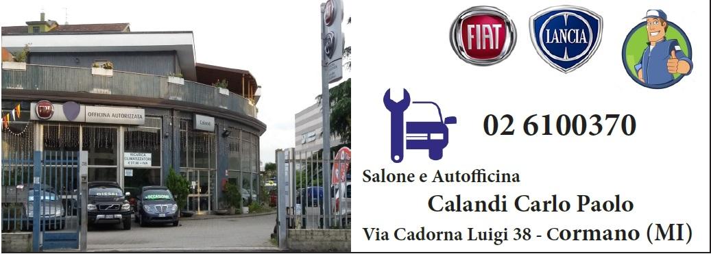 Sostenitori Artistica: Autofficina Carlo Calandi
