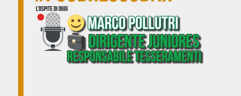 PCG BAR con… Marco Pollutri