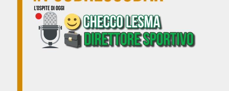 PCG BAR con… Checco Lesma