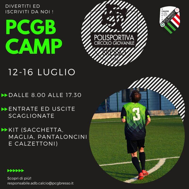PCG BRESSO CAMP 2021
