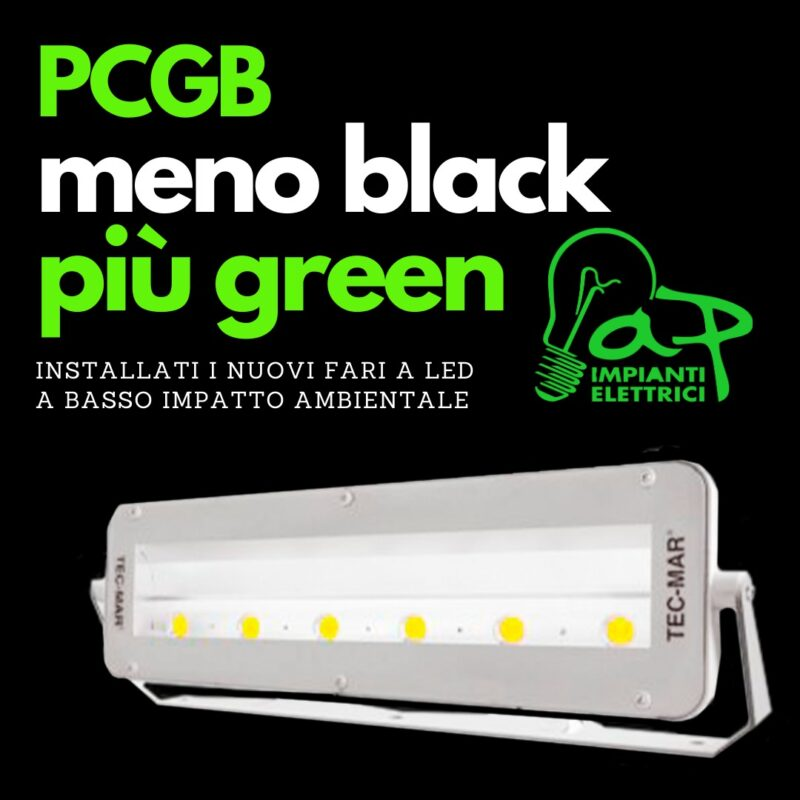 PCGB News: menoblack più green